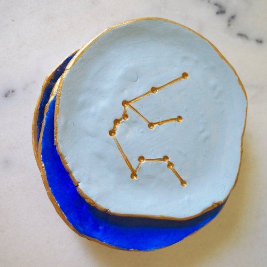 Photo of Astrological Sign Trinket Dish