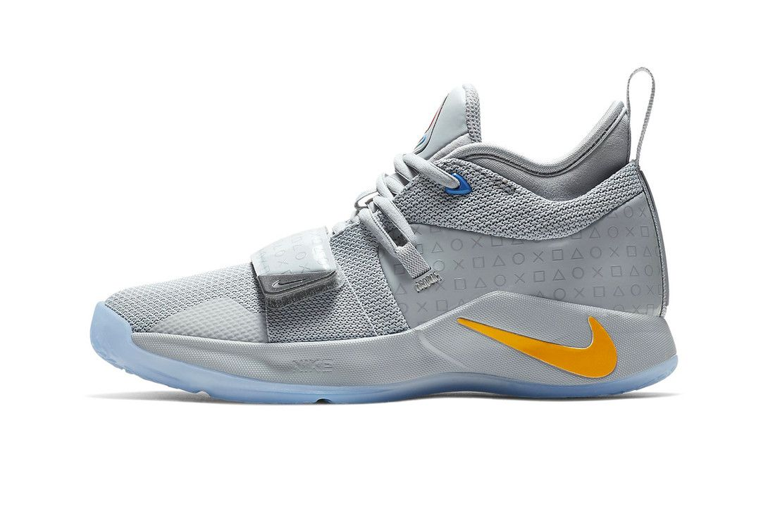 "new product 677ce 3645d Nike PG 2.5 ""Sony PlayStation Grey"" 