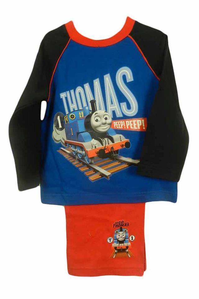 Thomas The Tank Pyjama Set, £5.00