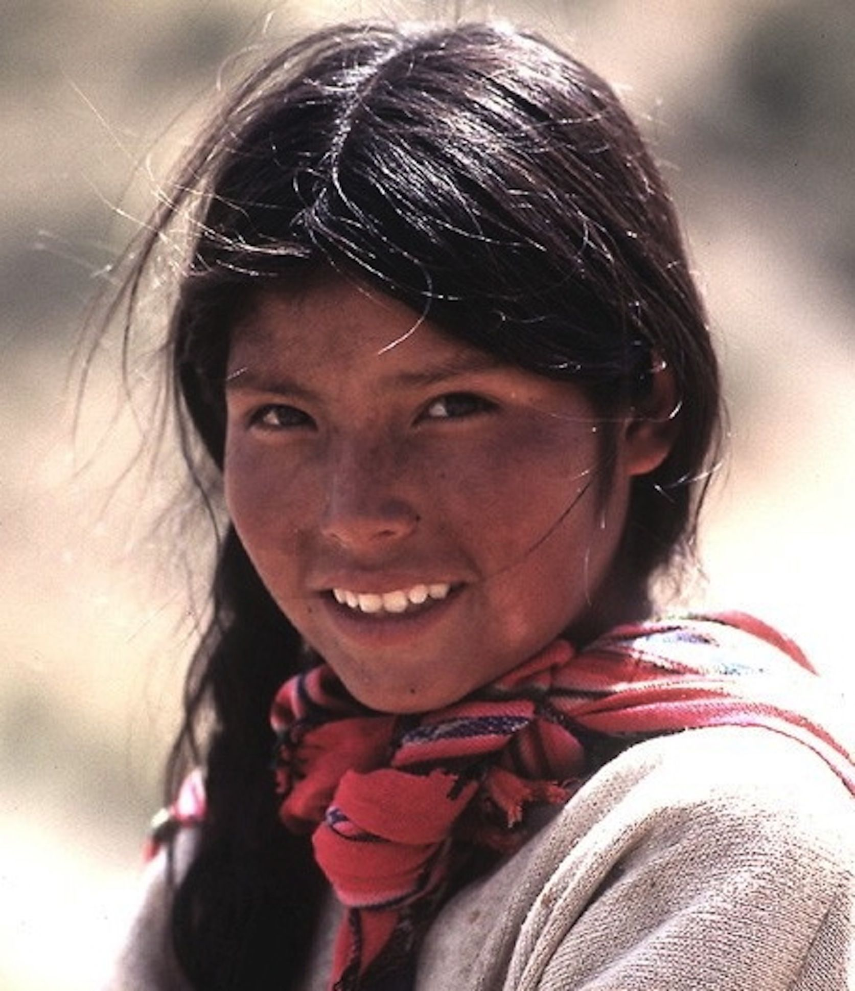 Young woman from Peru | Faces 2 - All stunning all