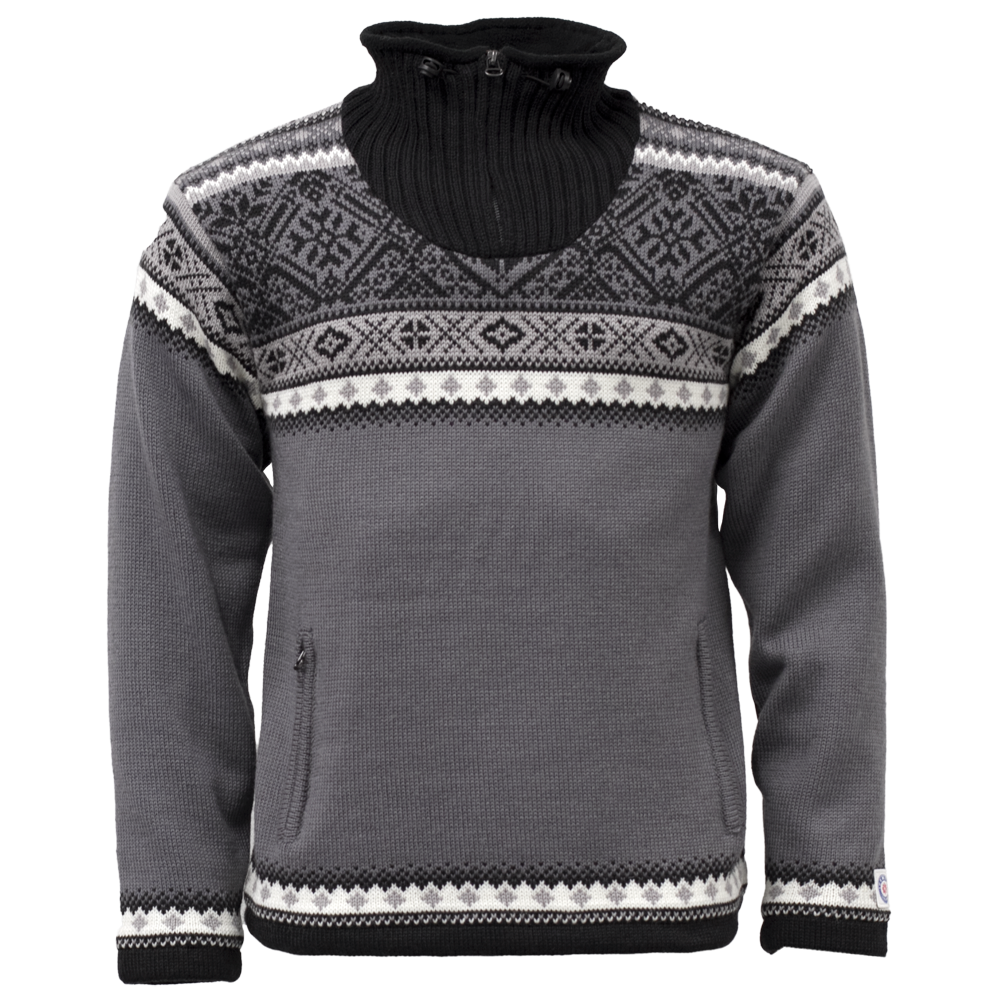 e0d1232df136 Bergen - Norwegian Lined Sweater