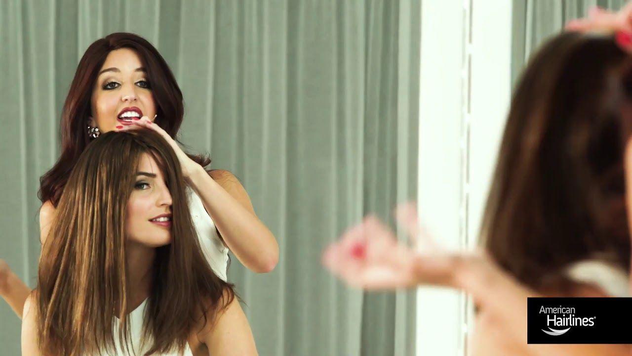 Integration Plus Bondless Top Of Head System Trim Hair Loss