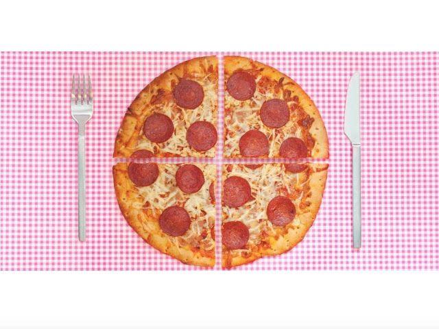 Innamorarsi in cucina: Dimmi come mangi la pizza e ti dirò chi sei