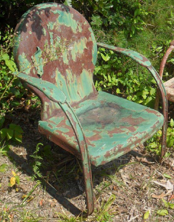1940 S Gilkison Vintage Metal Chair Www Midcenturymetalchair Com