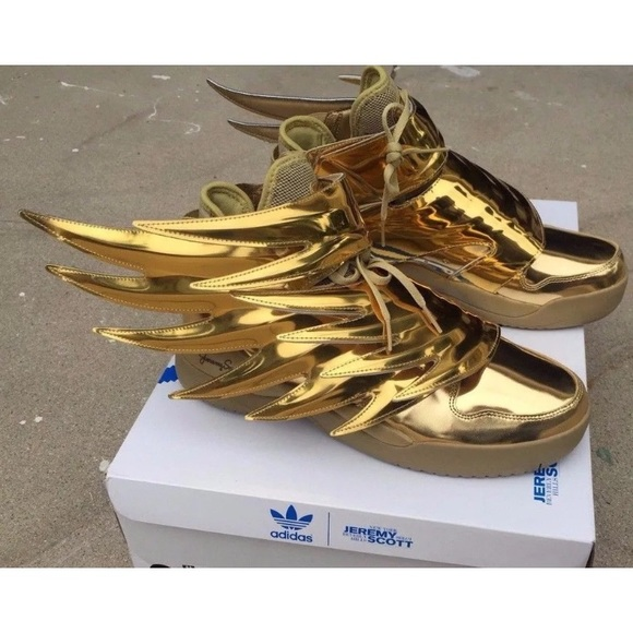 Increíble Incesante comercio  jeremy scott adidas wings shoes, OFF 77%,Buy!