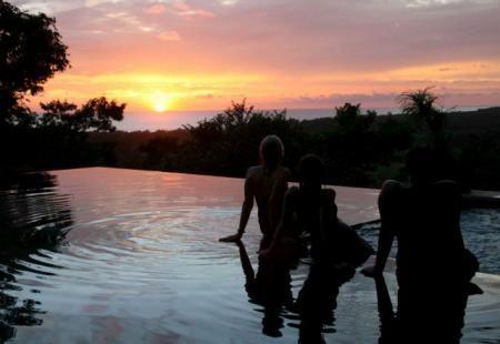 Dominical Vacation Rental - Los Elementos: Villa de Agua - Luxurious, Ocean-View Balinese Masterpiece!