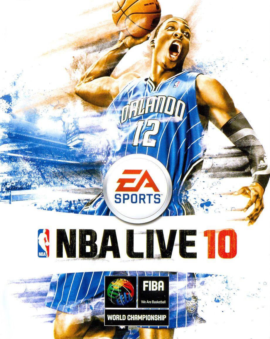 Nba live 10 nba live nba video games xbox 360 games