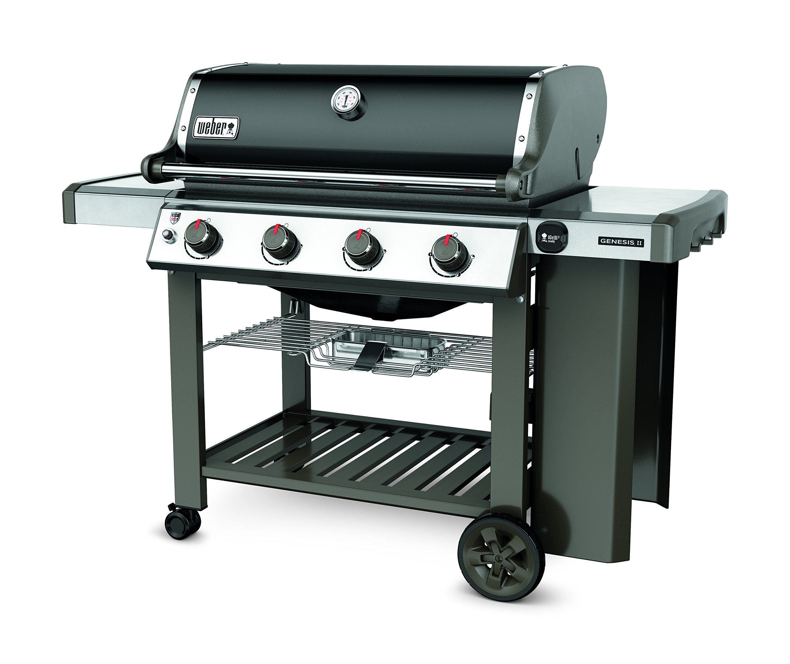 Weber Genesis Ii E 410 Natural Gas Grill With Images Natural Gas Grill Gas Grill Propane Gas Grill