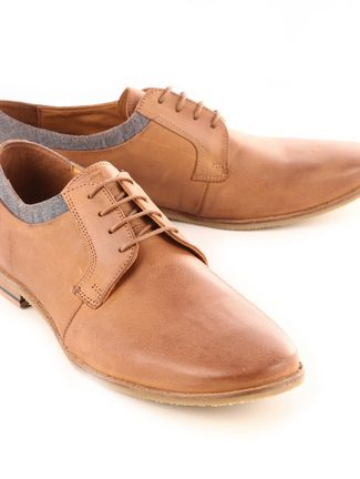 Sacha Brun Casual Chaussures Hommes Occasionnels Avec Lacer 06bvK