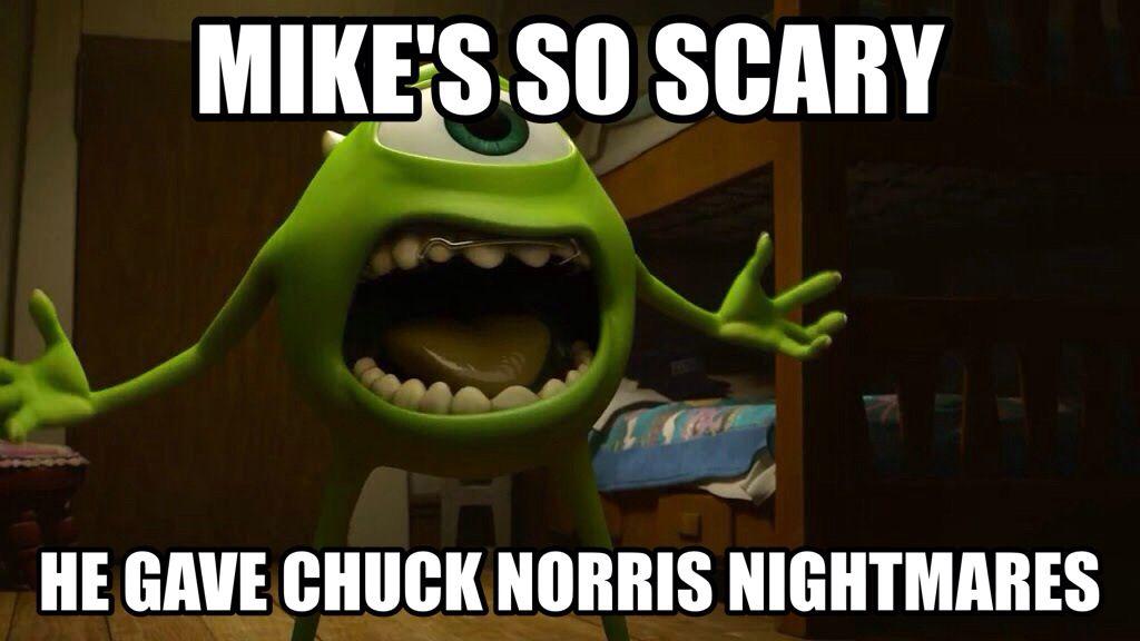 Pin by Ashleigh Carlson on Meme Madness   Monster university