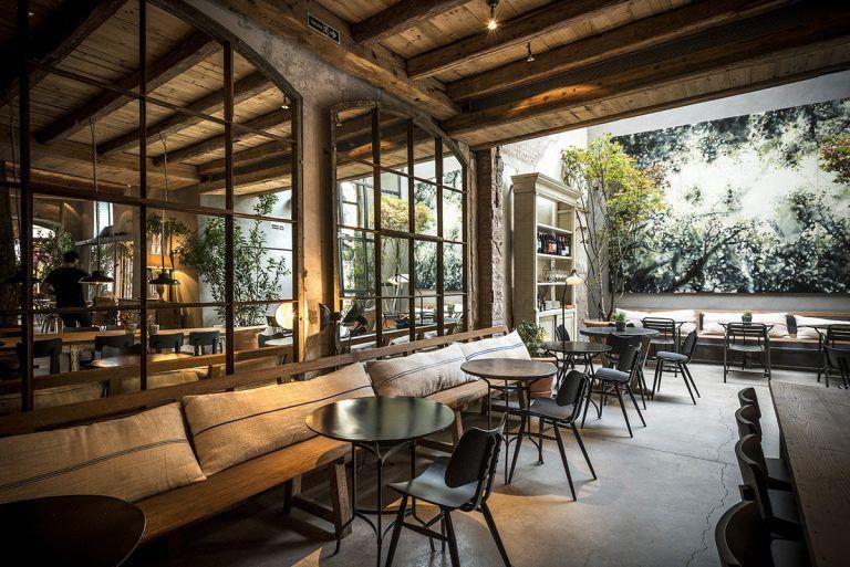 Restaurant Gats Barcelona : Gats restaurant in barcelona wohnideen einrichten