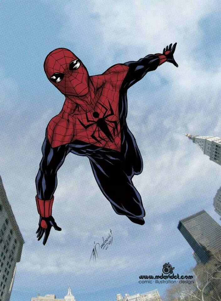 Spider-Man Mercenario