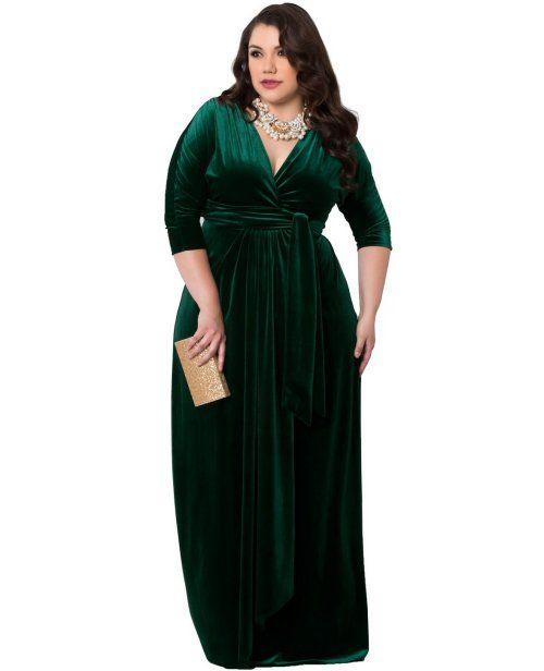 Velvet Mother of the Bride Dresses