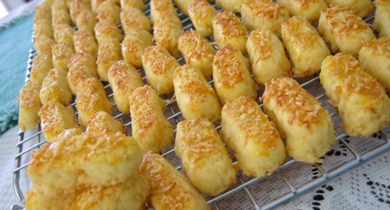 Kastengel Savoury Cheese Sticks Recipe Resep Kue Kering Resep Masakan Resep