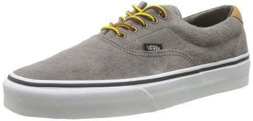 Vans Era 59 Suede Smoked Pearl Skateboard Shoes8 *** For more information, visit image link.