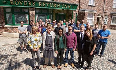 Coronation Street Blog: Video: Behind-the-scenes at Coronation Street, TV'...