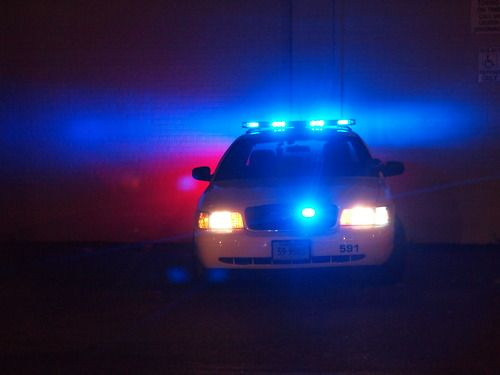 Richmond PD, Virginia Ford Crown Vic Police Interceptor