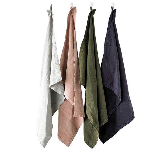Linen, Society