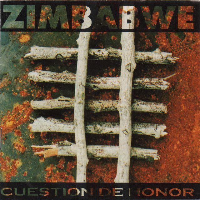 """Traición a la Mejicana"" by Zimbabwe was added to my Discover Weekly playlist on Spotify"