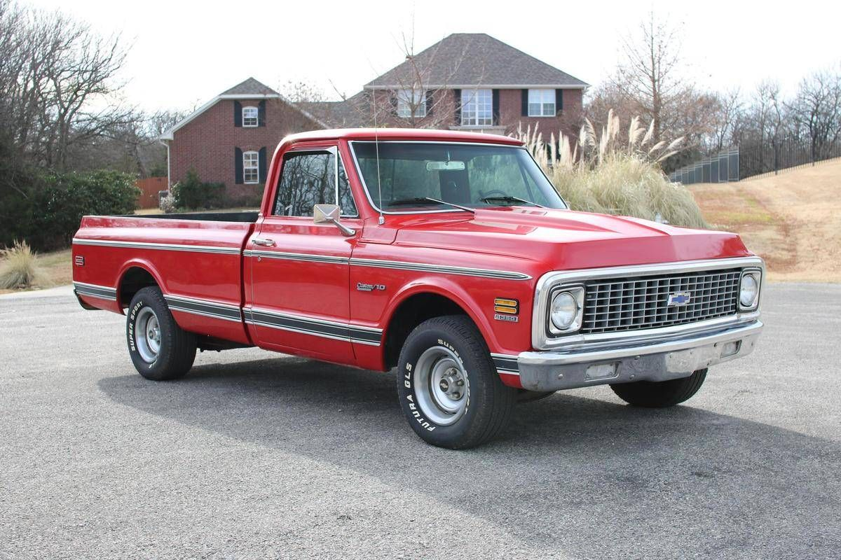 1971 chevrolet c10 for sale 1909151 hemmings motor news