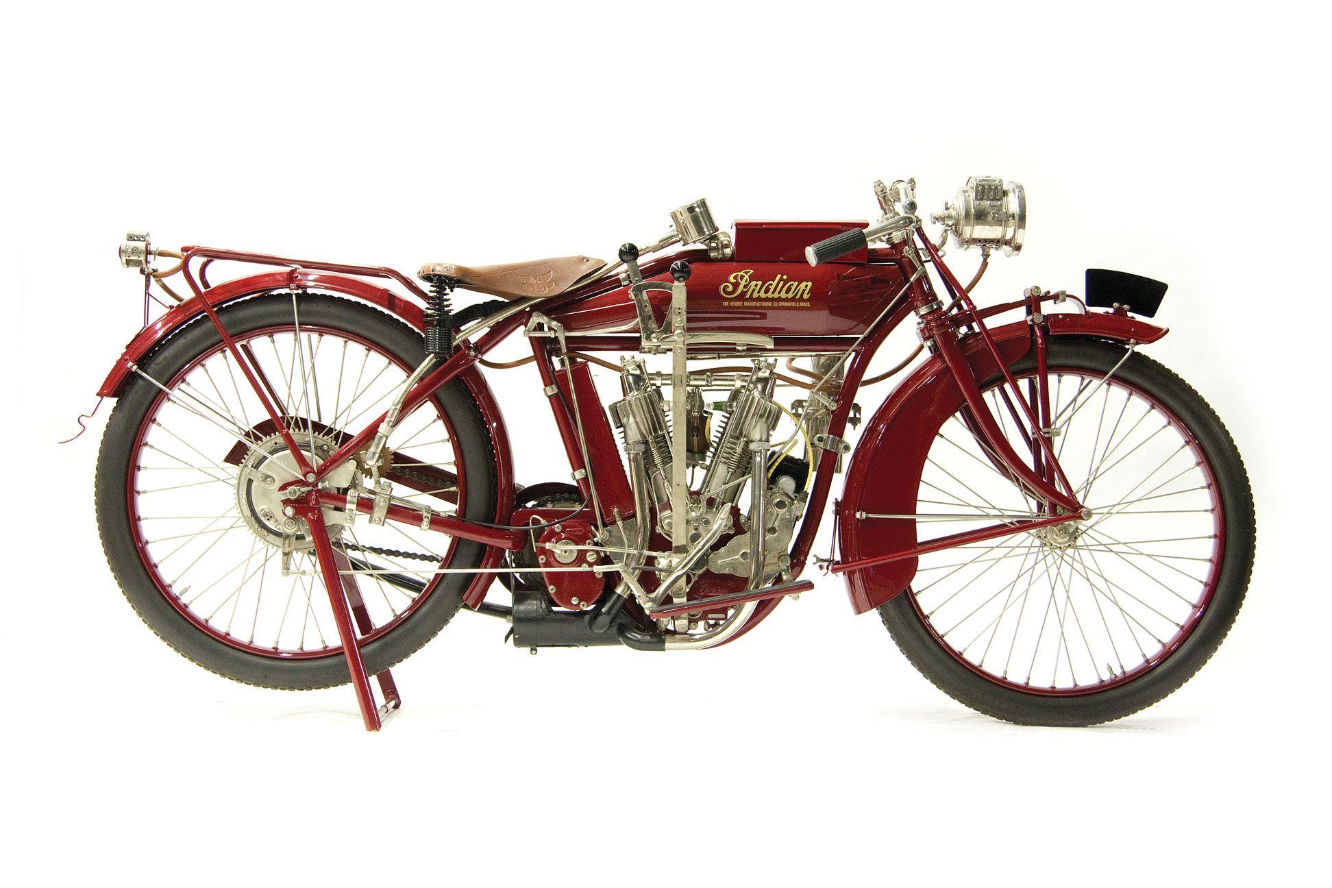 1915 Indian Light Twin 680cc Model B Indian Motorbike Motorcycle Indian Motorcycle