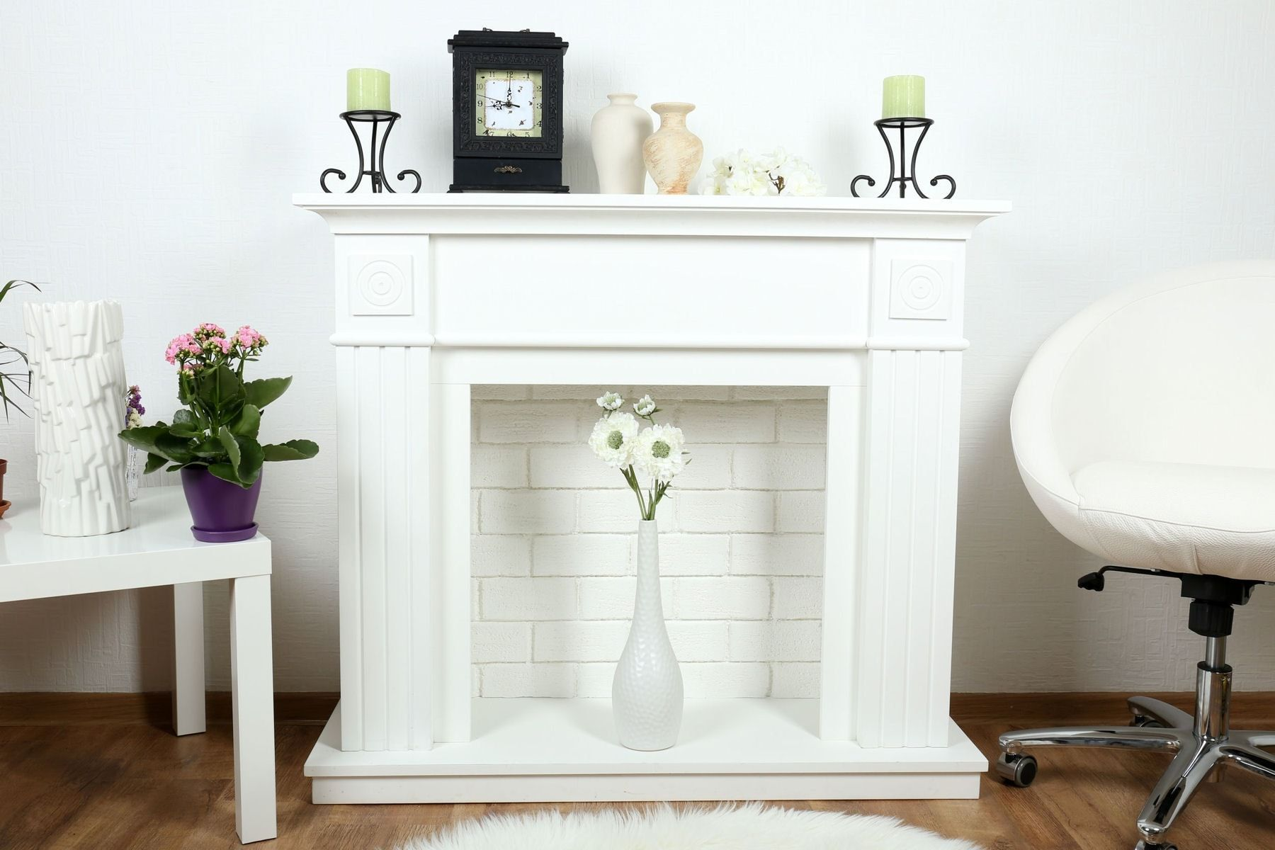 10 fa ons simples de donner du style sa chemin e en 2019. Black Bedroom Furniture Sets. Home Design Ideas