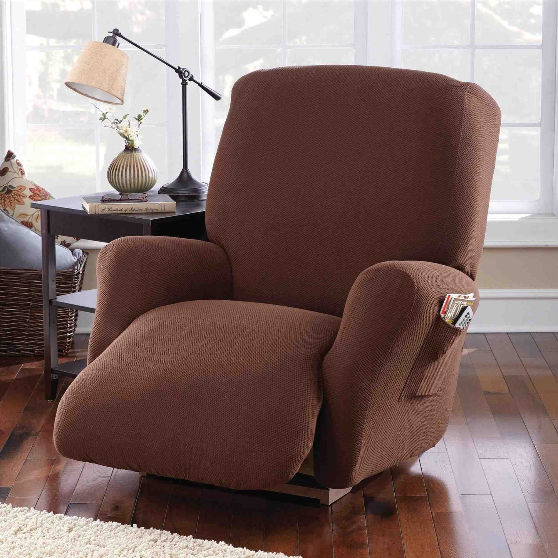 Cheap Recliner Covers Recliner Slipcover Round Sofa Chair