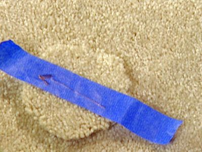 How To Repair Carpet How To Patch Carpet Carpet Repair How To Clean Carpet
