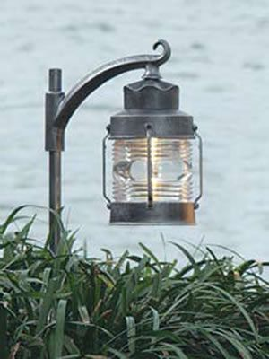 Nautical outdoor lighting brand lighting discount lighting call hadco and cast aluminum nautical path lights pathlytes hadco beach nautical style landscape lighting low voltage and line voltage brand lighting workwithnaturefo