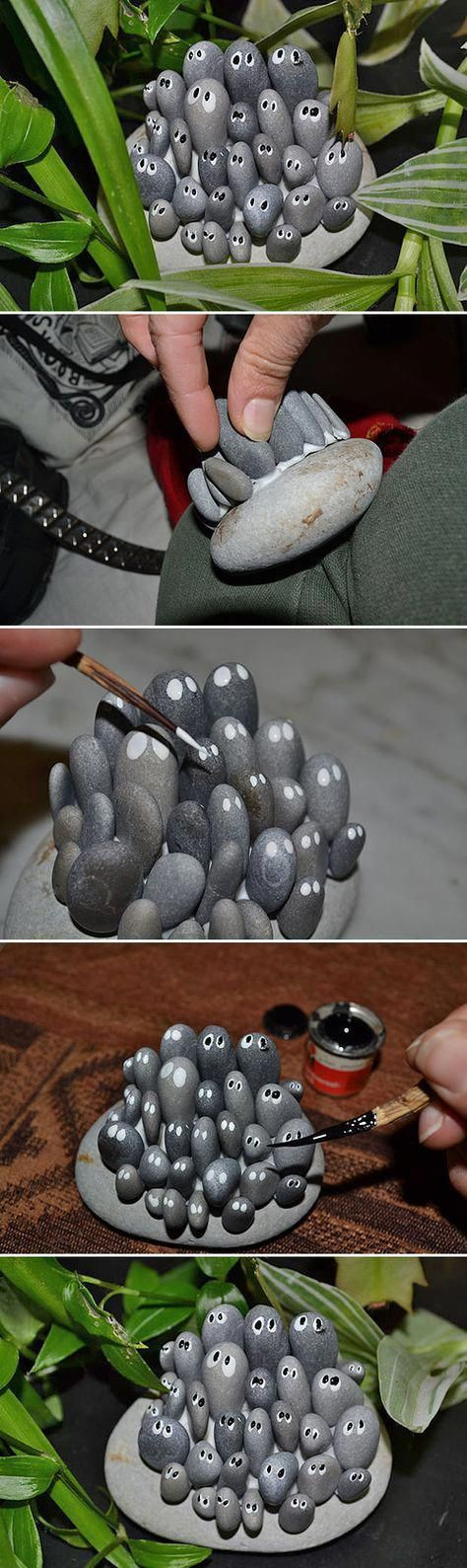 DIY Garden Trinkets & Yard Decorations | The Garden Glove #steingartenideen