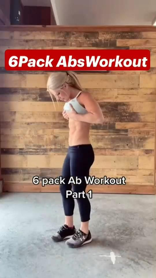 Home Abs Workout🔥