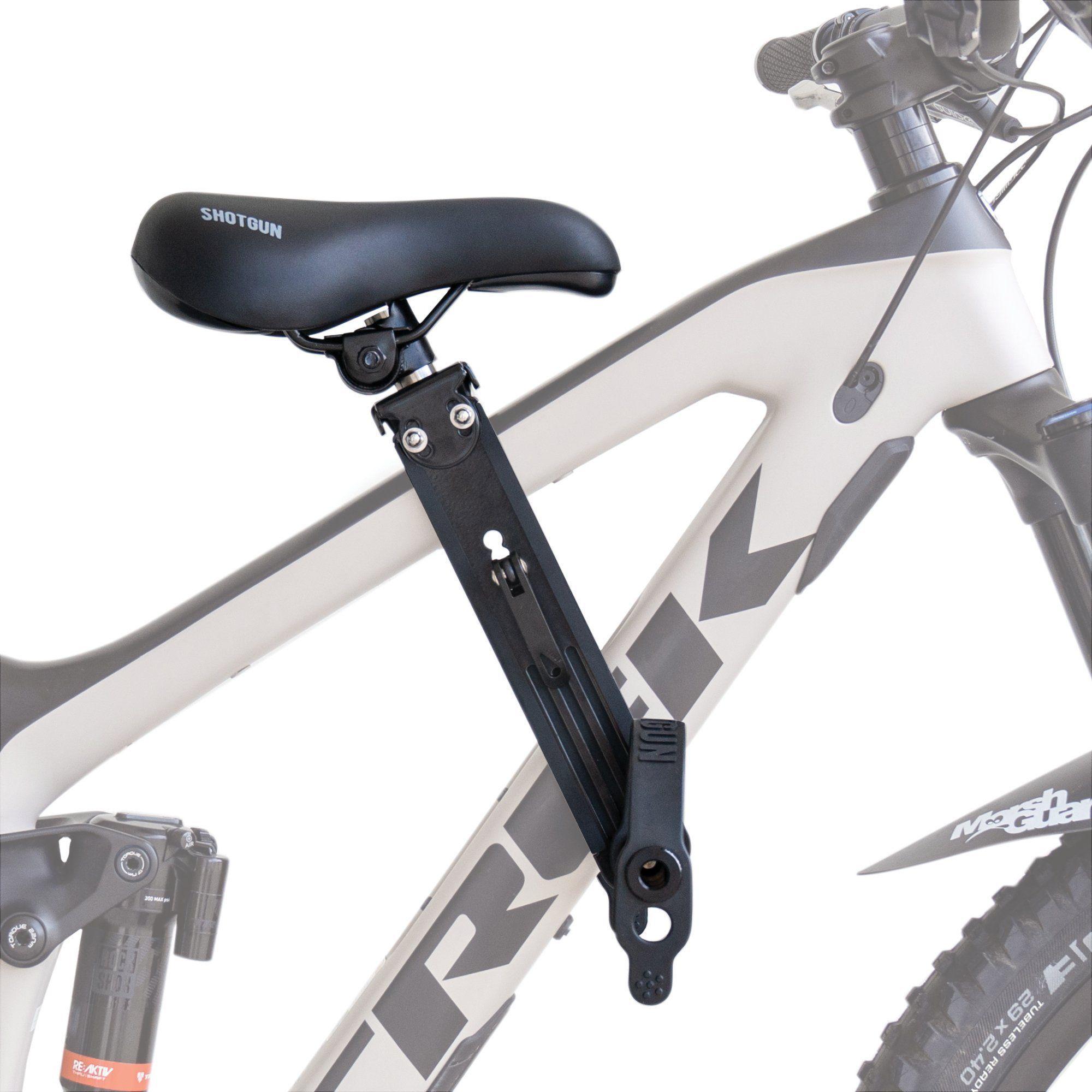 Front Mounted Child Bike Seat In 2020 Child Bike Seat Bike Seat Kids Bike