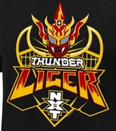 Justin Thunder Liger Logo Nxt Wwe Logo Liger Wwe Wallpapers