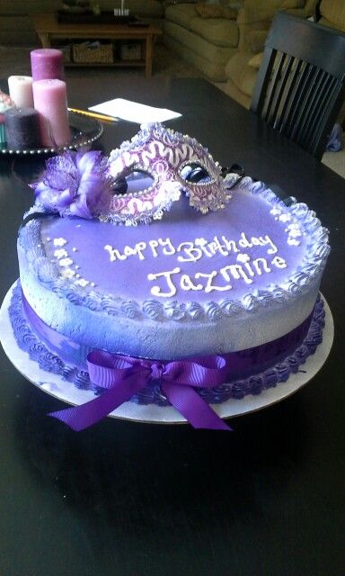 I Made This Cake For A Little Client Turning 11 I