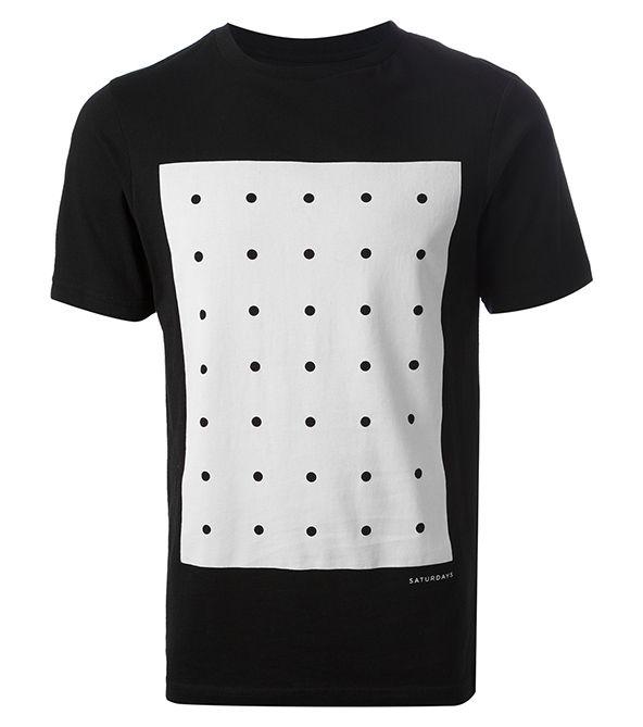 #T Shirt Tuesday: Geometric T Shirts