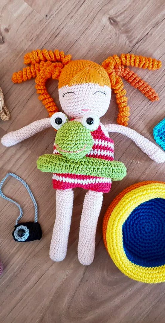 46+ Free and This Year Best Amigurumi Patterns For Your Kids Part 31