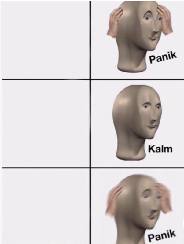 Panik Meme Template Meme Template Create Memes Meme Faces