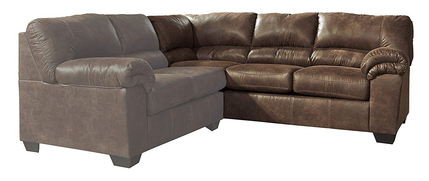 Ashley Furniture Signature Design Bladen Contemporary Right Arm Facing Sofa Sectional Component Only Ashley Furniture Living Room Sectional Sofa Sectional