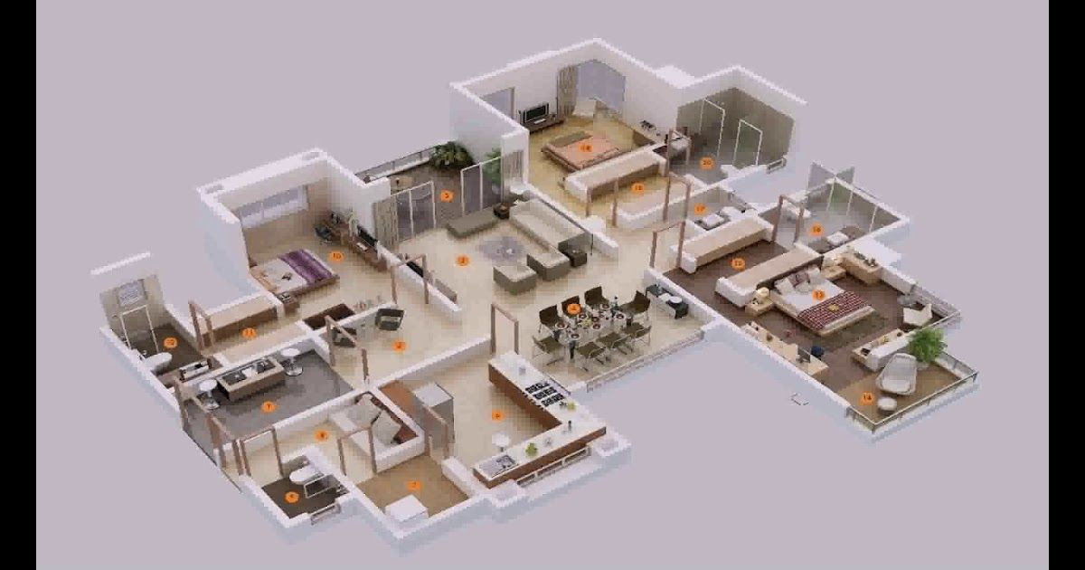3 Bedroom House Plans Pdf Free Download South Africa Gif ...