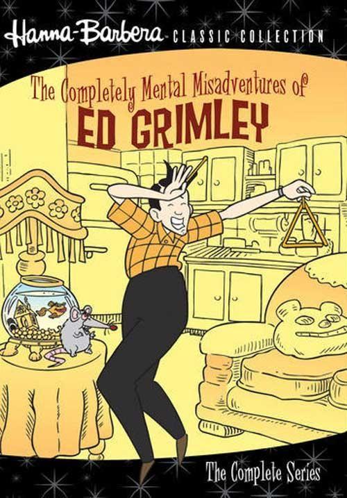 las locas aventuras y desventuras de ed grimley