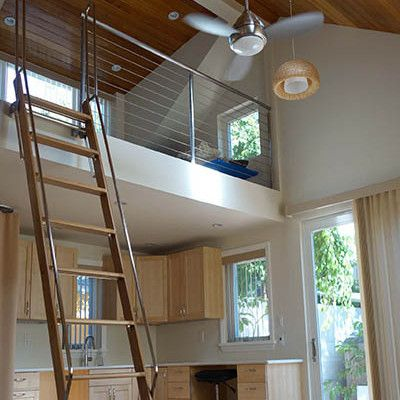 Loft Ladders Alaco Ladder Loft Ladder Tiny House Stairs Tiny House Decor