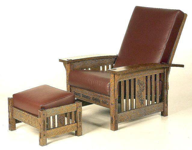 Arts And Crafts Style Furniture Inspired Chairs A Perfect Place To Read Book Dining Room Artsandcrafts