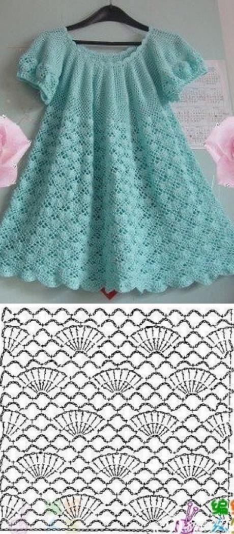 ВЯЗАНИЕ ДЛЯ ДЕТЕЙ | Pinterest | Crochet de los niños, La niña y ...
