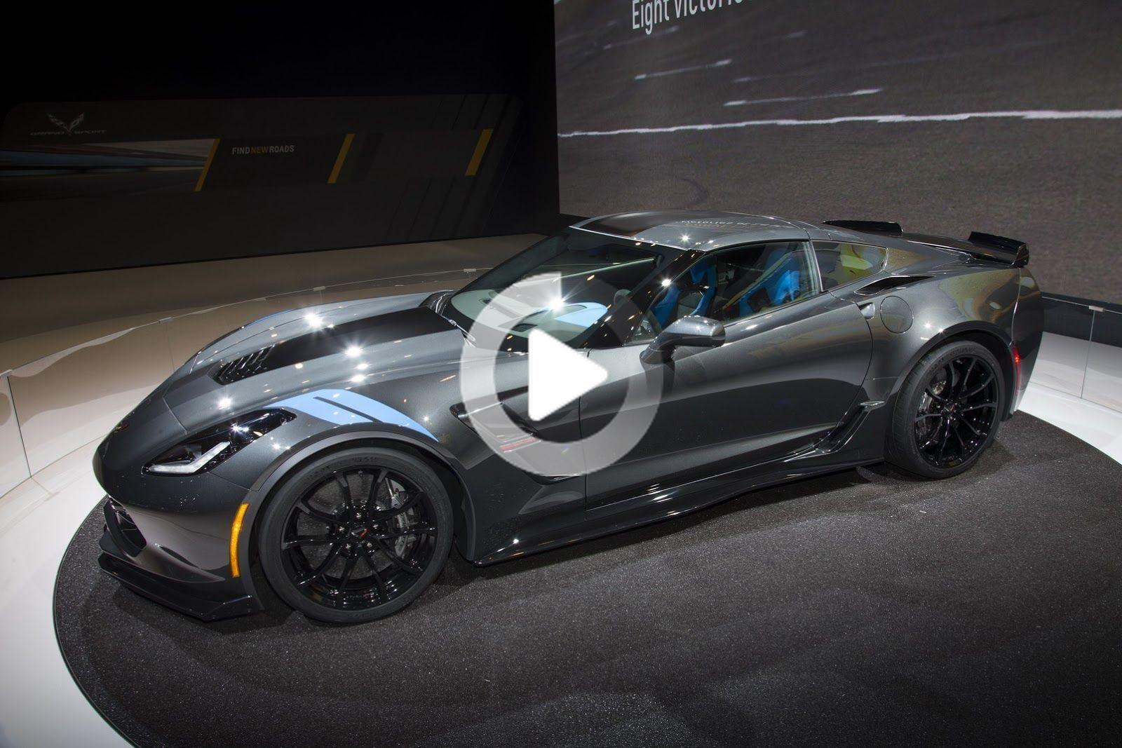 New Corvette Grand Sport Is The Hidden Gem Of Geneva | Carscoops