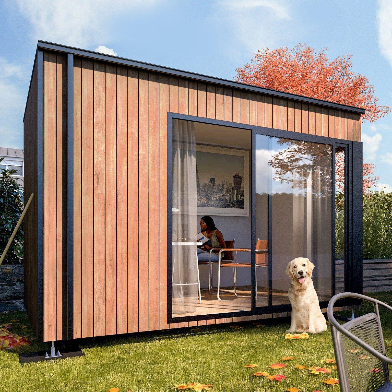 Bureau De Jardin Bois Boximby Boximby 9 M² Products En