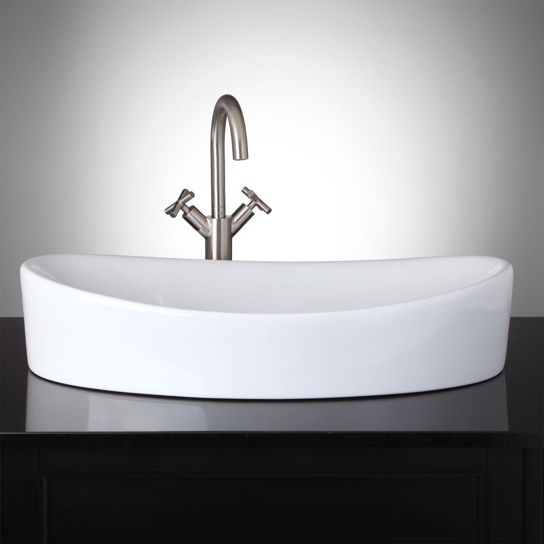Catalina Oval Vessel Sink Bathroom Sinks Bathroom Vessel Sink Vessel Sink Bathroom Sink