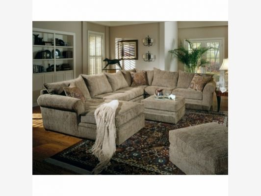 Best Fabric Sectional Sofa Set 2 Piece In Sage Chenille 400 x 300