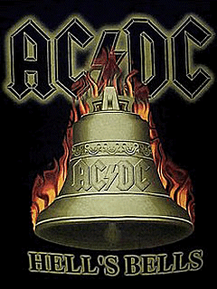 hell 39 s bells by acdc give 39 em hell canes art miami hurricanes anthem song y 80s music. Black Bedroom Furniture Sets. Home Design Ideas