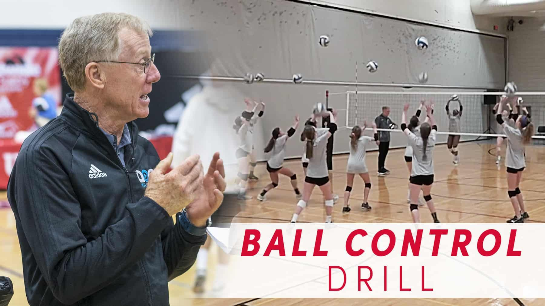 Individual Ball Control The Art Of Coaching Volleyball Coaching Volleyball Volleyball Workouts Volleyball Drills