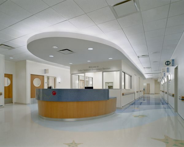 Perkins Eastman Duke University Medical Center Healthcare Ed